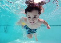 Обучение плаванию детей в Чехове