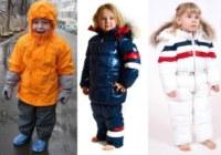 Советы по выбору верхней одежды для детей