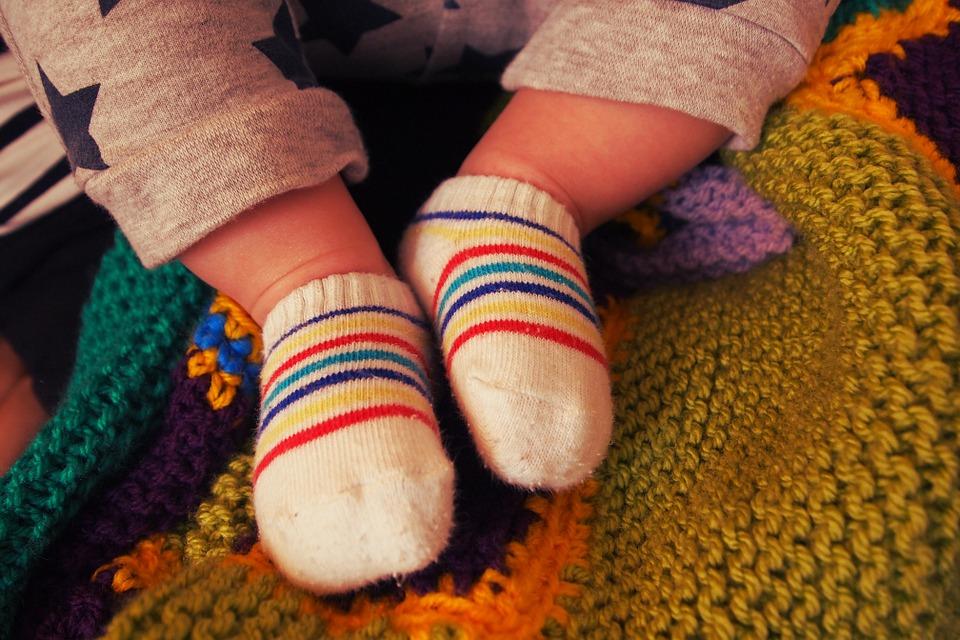 Правила выбора детских носков