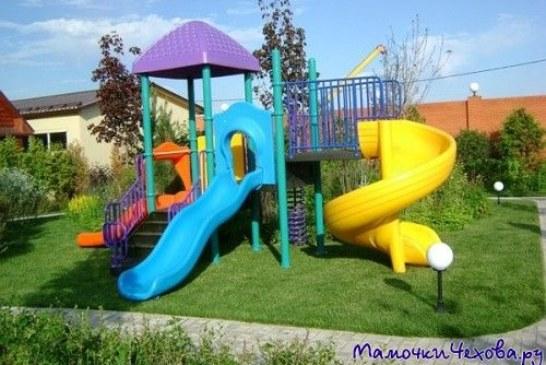 Игровые комплексы для детей