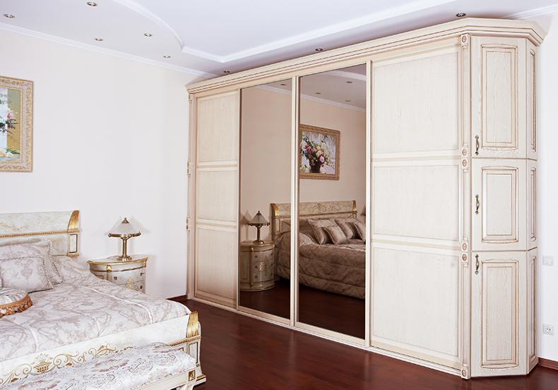 Шкаф-купе для спальни — наилучший выбор