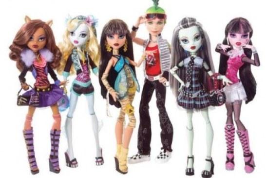 Какое влияние оказывают куклы Monster High?