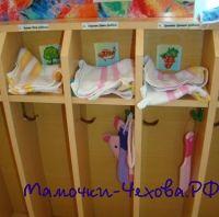 Список вещей для детского сада