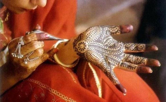Мехенди — искусство украшения тела