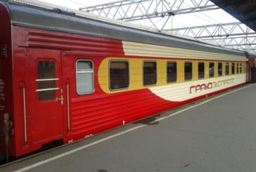 Москва-Санкт-Петербург наиболее популярный ж/д маршрут в России