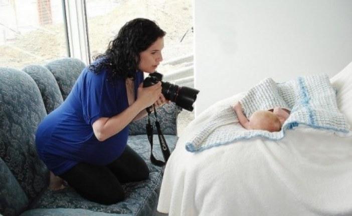 Как фотографировать ребенка?