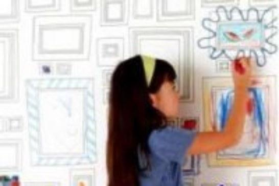 В доме маленький художник? Научитесь удалять следы творчества