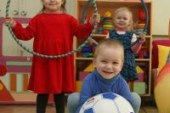 Адаптация к детскому саду.Часть 2