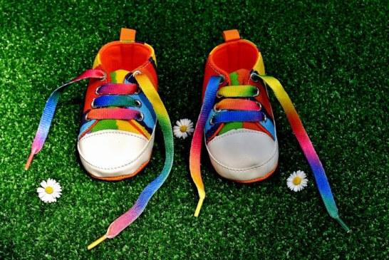 Модная и качественная обувь для детей