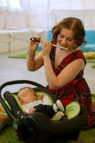 Концерт для малышей «ПОЮЩАЯ ФЛЕЙТА» 21 февраля
