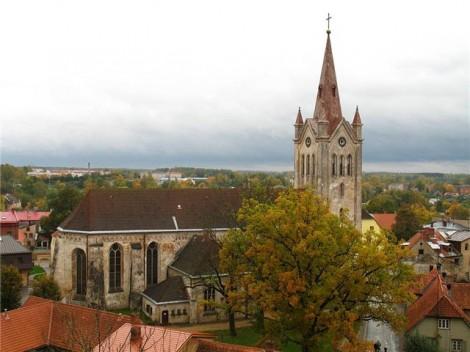 Какие блюда попробовать в Латвии?