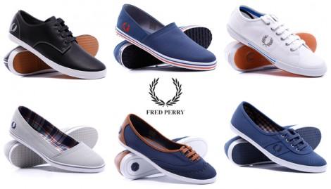 Теннисная обувь Фред Перри