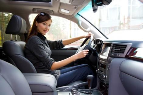 Каким должен быть автомобиль для женщин