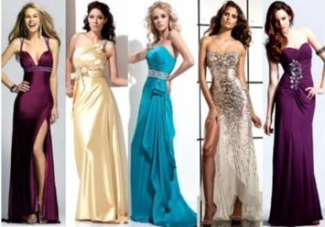 Как выбрать хорошее вечернее платье?