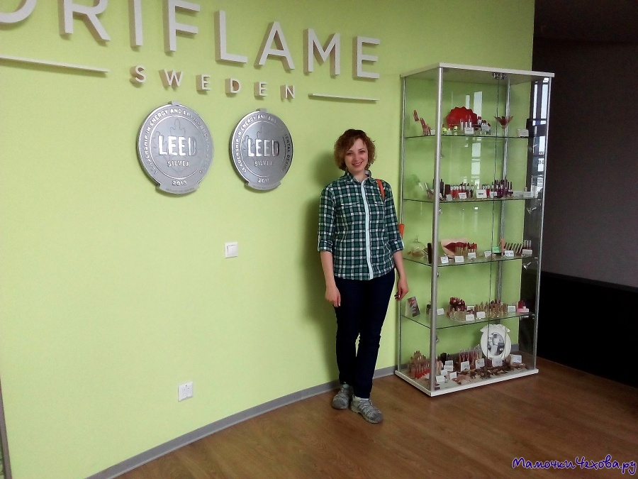 Экскурсия на завод в Ногинск