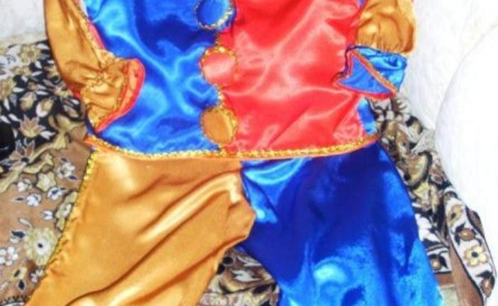 Новогодние костюмы своими руками