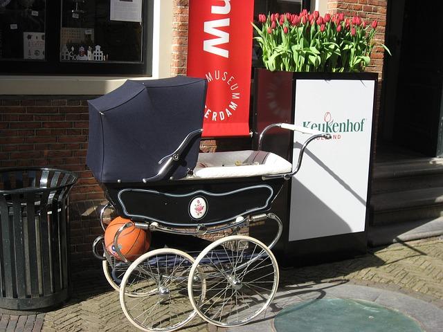 Обзор детских колясок для девочек