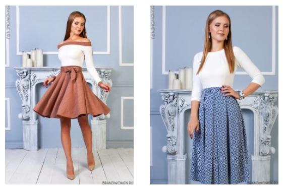 Большой выбор нарядных женских платьев