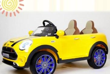 Виды электромобилей для детей и особенности выбора