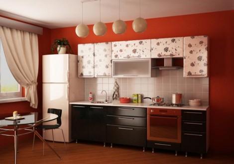 Кухонная мебель в салоне Рик