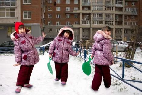 Зимняя детская одежда: критерии качества
