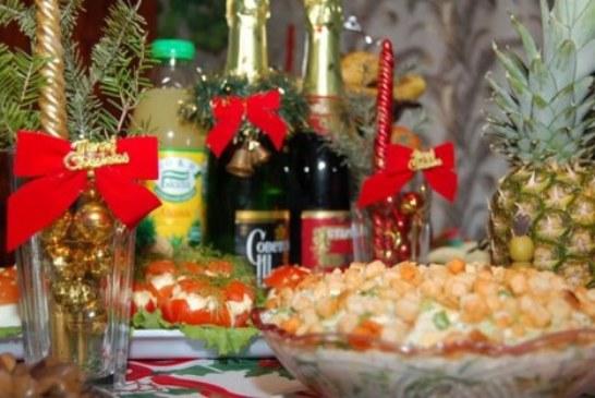 Что должно быть на новогоднем столе