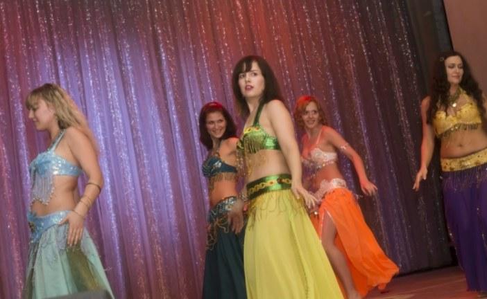 Набор в группу восточных танцев г. Чехов