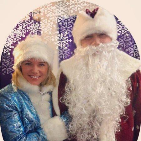 Дед Мороз Снегурочка на дом в Чехове