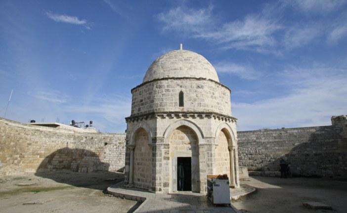 Храм «Вознесения Христа» (Иерусалим)