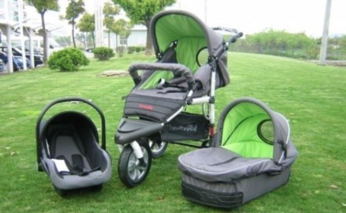 Как правильно подобрать детскую коляску?