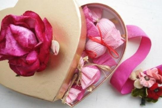 Выбор подарка на день святого Валентина и 8 марта