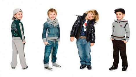 Модная одежда для мальчиков: выбираем правильно