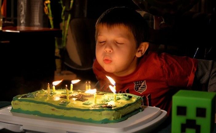 Что подарить мальчику в день рождения?