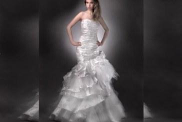 Свадебное платье Русалка: фантазии становятся явью