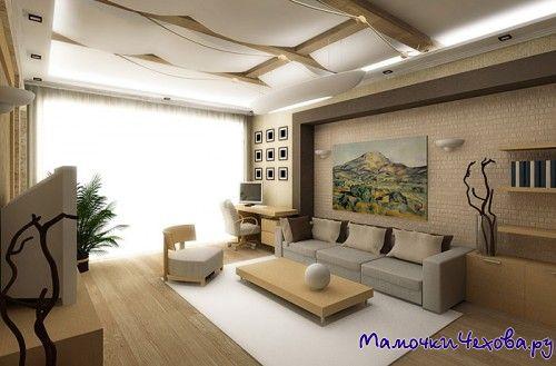 Оформляем интерьер гостиной