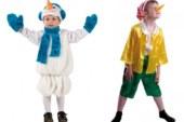 Правильный карнавальный костюм для малыша