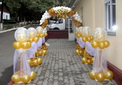 Воздушные шары для новорожденных мальчиков и девочек