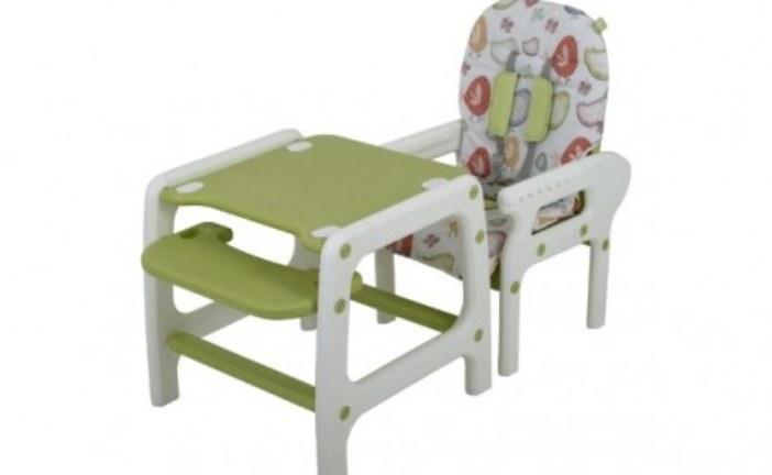 Стульчик Happy Baby Oliver – практичное решение для заботливых родителей