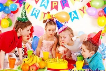 Незабываемый домашний праздник для вашего малыша