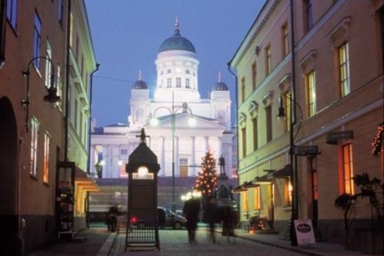 Краткий экскурс по улицам Хельсинки