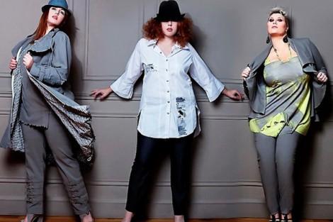 Советы по выбору одежды для полных женщин