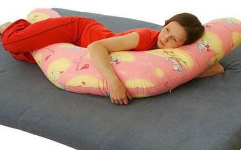 Выбираем подушку для беременной. Критерии выбора