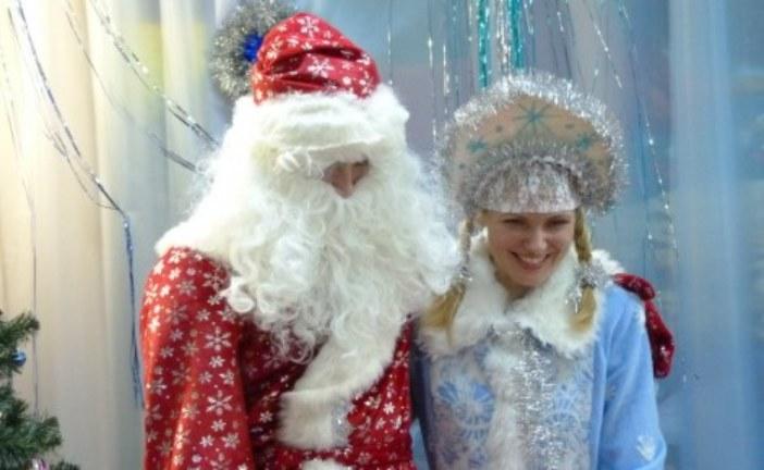 Новогодняя елка в детском центре «Мамина умница», Чехов