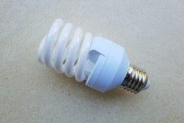 Что делать, если разбилась энергосберегающая лампа?