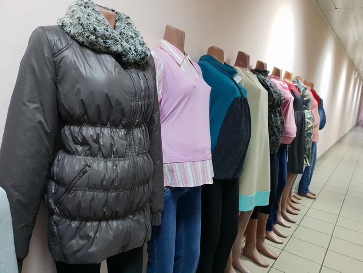 Одежда для детей и беременных
