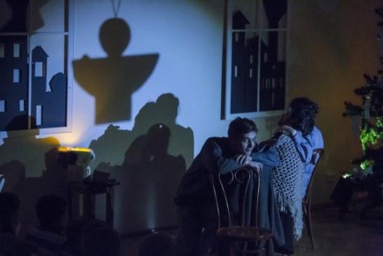 Детский спектакль «Сашкин ангел»