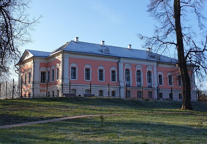 Музей усадьба Гончаровых в Чехове
