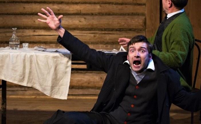 Спектакль «Психопаты» в Мелихово