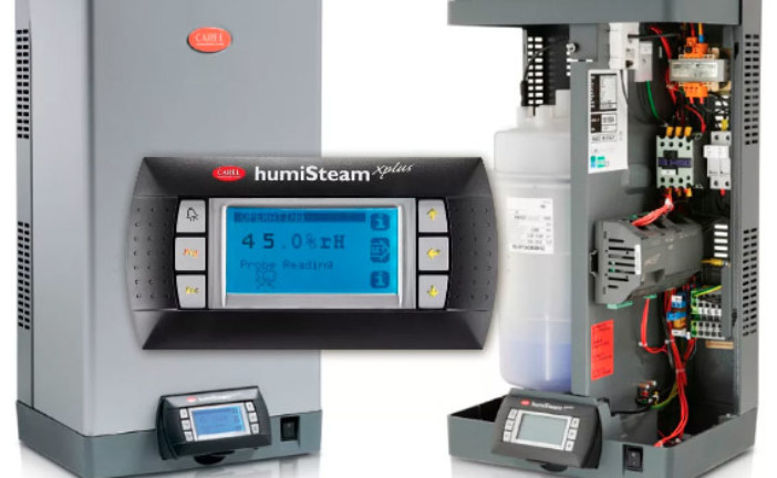 Увлажнитель Carel UR002HD104 – преимущества, где эффективно применять?